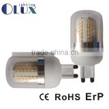 Hot selling LED G9 bulb Energy saving lamp G9 led corn light AC20-240V G9 led light low price
