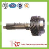 KUBOTA tractor parts transmission input shaft for gearbox