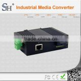 10/100Base-TX to 100Base-FX competitive price industrial series ethernet to Fiber Media Converter