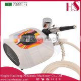 HaoSheng HS08-6AC-SK airbrush makeup machine manufacture by china