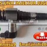 Siemens Genuine Unit Injector 03G130073SX 03G130073S 03G130073D 03G130073DX 03G130073DV for VW and Audi