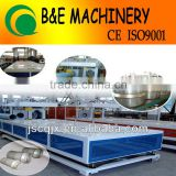 Pipe belling equipment