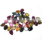 Natural tourmaline multi color stones Authentic gemstones wholesale tourmaline stones