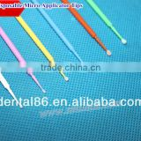 Dental Disposable Products Mini Dental Micro Applicator Tips