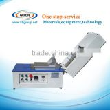 Automatic vacuum coater machine and parts for coin cell making machine