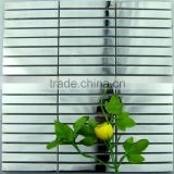 Fence sliver stainless mosaic tile for wall and floor decoration YX-MD13 .                                                                                                         Supplier's Choice