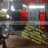 ALIBABA GOLDEN SUPPLIER Waste Tire Recycling Rubber Cracker Machine tyre mold