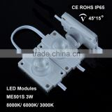 CREELED Modules UL certificate approved LED sign lighting modules attend ISA signs expo China factory manufacturer