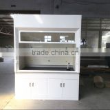 galvanized steel with epoxy resin painting fume hood