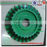 long life carbide diamond grinding wheel for stone grinding ,marble and granite grinding wheel manufacturer