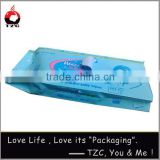 Wet tissue plastic packaging bag for bady and baby/attractive printing bady wet tissue bag