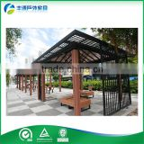 2015 Hot Sale Outdoor Gazebo Garden Outdoor Wood Pergola Pergola Designs