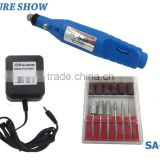 world most popular rechargeable nail drill 30000RPM cordless nail drill with CE,ROHS certification