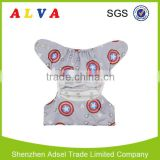 Alva 2016 Environmental Washable Printed Patterns Diaper Cover Adult Diaper Covers