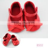 "18"" Good quality american doll shoes wholesale"