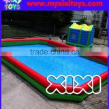 0.9mm PVC tarpaulin inflatable water pool, inflatable water ball pool, summer water pool inflatable