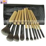 China Makeup Brush Exporter Supplied Luxury High Quality Makeup Brush Set