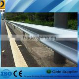 steel W Beam highway guardrail prices/galvanized highway guardrail for sale/plastic rail price