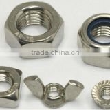 Ningbo WeiFeng high quality fastener manufacturer &supplier anchor, screw, washer, nut ,bolt round weld nut