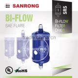 SRS Liquid Line Bi-Flow Filter Drier with UL Approval, Emerson Alco BFK DMB Reversible Heat Pump Air Conditioning Filter Drier