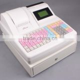 ZQ-ECR3000AF AK-820 Electronic Cash Register Machine supermarket checkout counter equipment