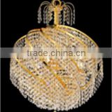 China antique crystal ball chandelier for sale