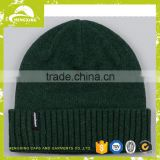 Custom high quality warm and comfortable merino wool/nylon blend beanie                                                                         Quality Choice