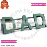 Customize Floral Craft Foam And Floracraft Floral Foam Letters                                                                         Quality Choice
