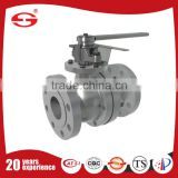 Pneumatic Operate Jacket Insulation Ball Valve                                                                         Quality Choice
