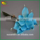 artificial mini calla lily bulbs bouquet flower for decoration                                                                                                         Supplier's Choice