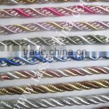 10mm Polyester Cords For Sofa Decor