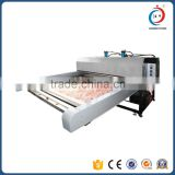 Automatic hydraulic double position sublimation fabric heat press printing machine                                                                         Quality Choice