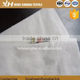 woven technics plain style polyester cotton interlining fabric for garment manufacturer in China