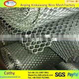 Flattened Low Carbon Steel Expanded Metal Mesh, high quality expanded metal wire mesh fence