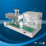 spx round bottle aluminum foil sealing/sealer machine in china, Electromagnetic induction aluminum foil sealing machine