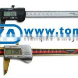 150mm water proof digital vernier caliper with clear LCD screen design                                                                         Quality Choice
