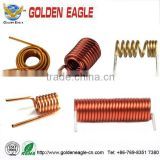 high frequency inductor coil /spring inductor coil / copper wire air coil with best price