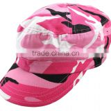 army cadet pink camouflage cap
