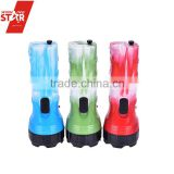Beautiful Color 1W Rechargeable LED Flashlight Torch