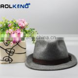 Wholesale Wool Borsalino Felt Fedora Hats