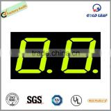 Golden Supplier 0.56 inch red Light 7 Segment Led Display Two Digit Common Cathode/Anode two digit led display