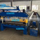 Corrugated Color Steel Roof Tile Roll Forming Machine/ Zinc Corrugated Roofing Sheet Making Machine