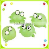 Squeeze Frog,PVC Bath Frog in Capsule,Squeeze Frog Bath toys