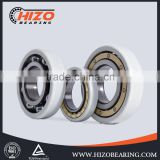 HIZO good quality single row rubble seals open zz 2rs deep groove ball bearing insulated bearings