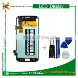 Mobile phone display for samsung galaxy s6 edge lcd mobile display