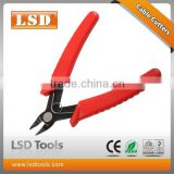 LS-1091 durable diagonal cutter for cutting 1.3mm copper wire light Circuit board wire cutter