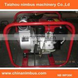 2014 Factory price wholesale High quality kerosene water pump 6 pole generating alternator