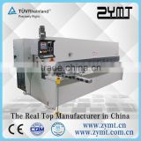 Germany Rexroth Valve angle CNC hydraulic shearing machine design