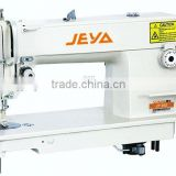 JY202 high speed lockstitch industrial used shoe repair sewing machine for heavy duty material