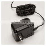 12 VDC Power Supply 15 ft cable Class II power supply for CASA200 and CASA201 cameras The 22 AWG cable is 15 feet long